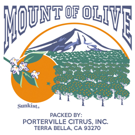 Mt. of Olive
